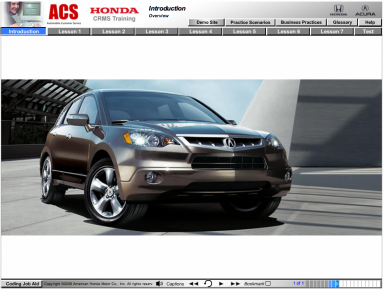 Honda Automotive