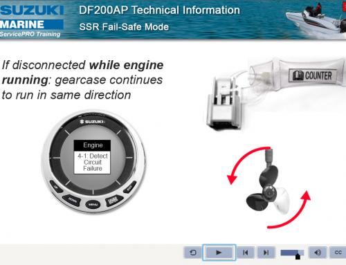 Suzuki Marine: eLearning Modules